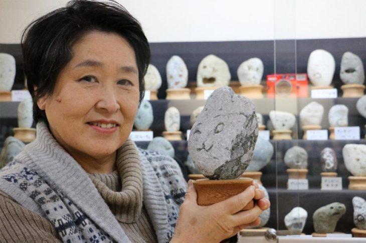 Museo de rocas de Japón