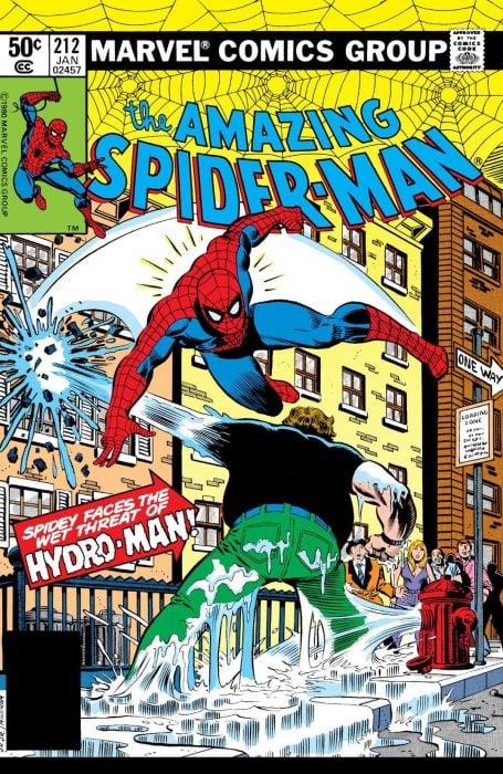 spider-man hydro-man