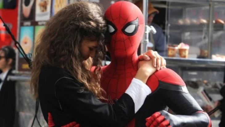 Spider Man: lejos de casa