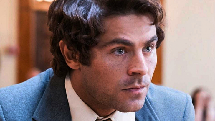 zac efron como ted bundy