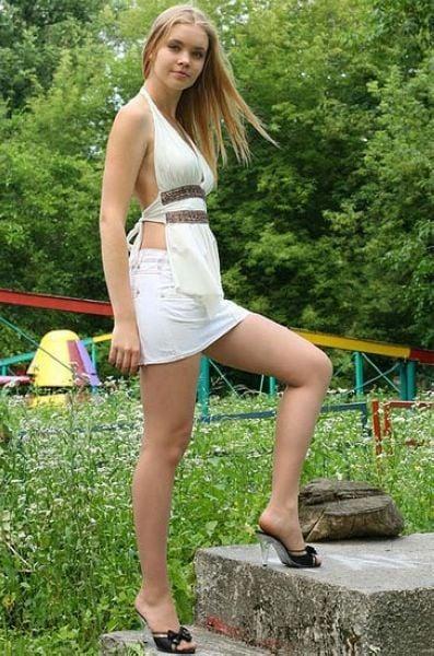 Chica ucraniana