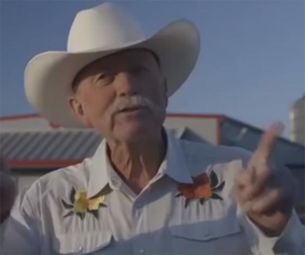 Hombre texano