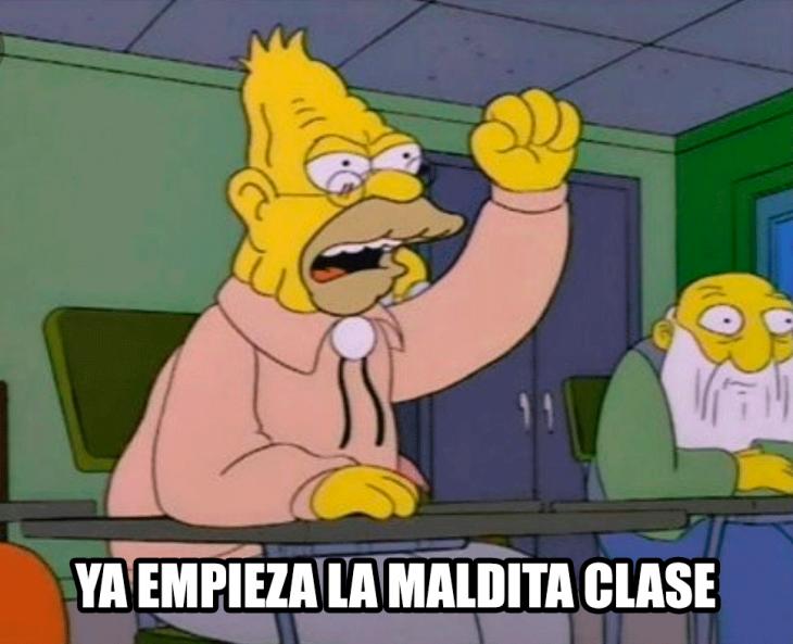 meme simpson