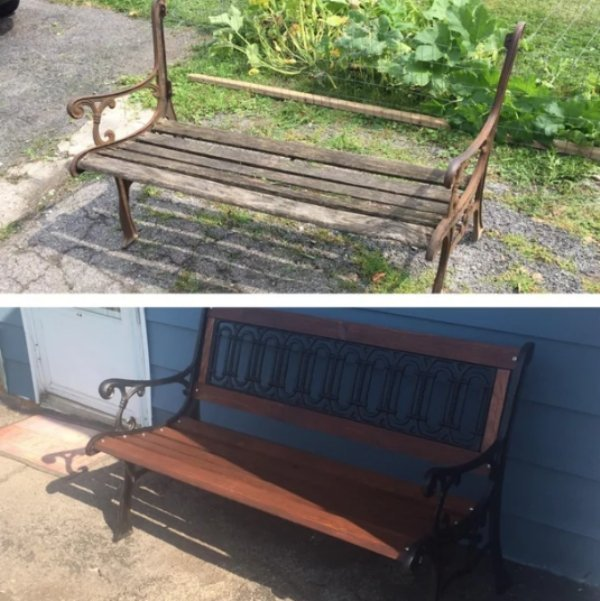 Objetos restaurados