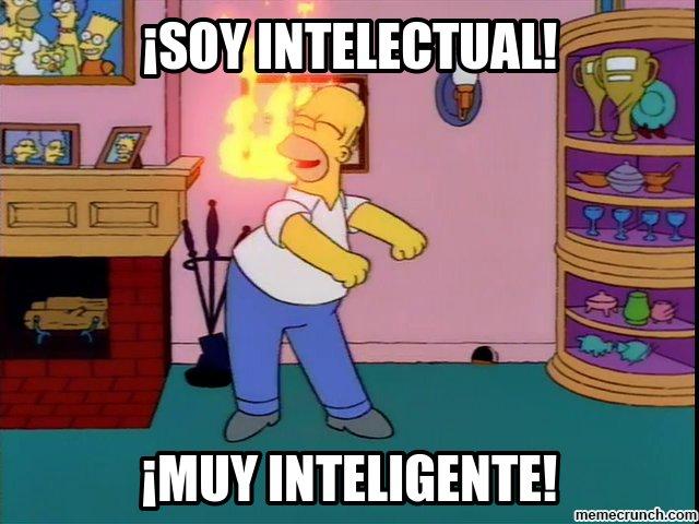 soy intelectual