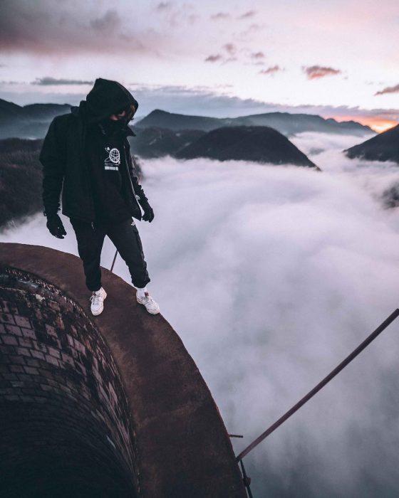 Desde las alturas