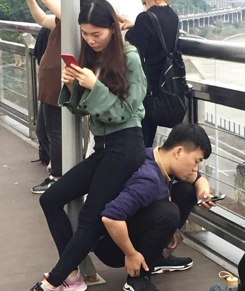 cosas bizarras en China friendzone