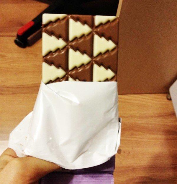 diseñador gráfico nivel dios chocolate