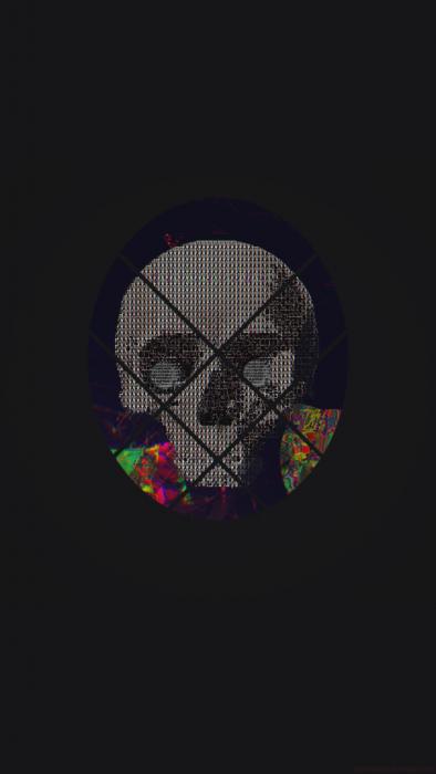 Fondos de pantalla cráneo