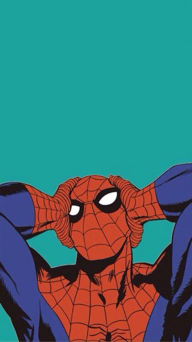 Fondos de pantalla spider-man
