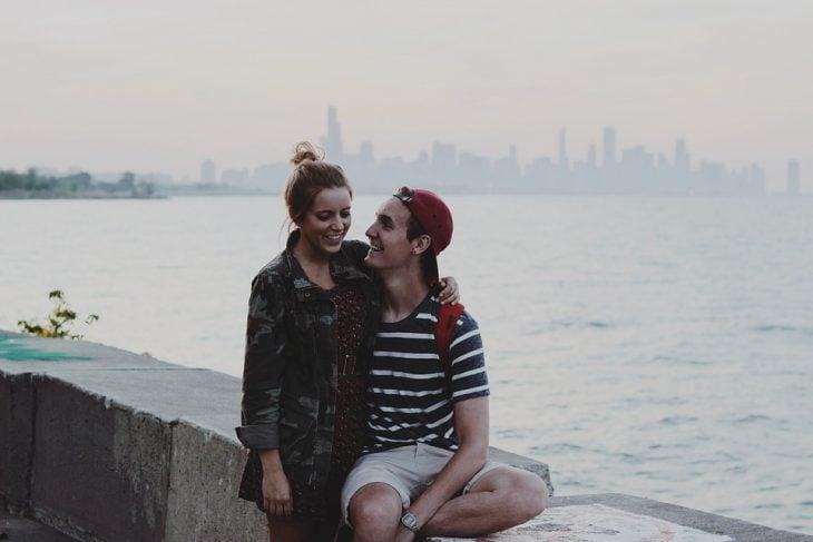 frases buenos días pareja