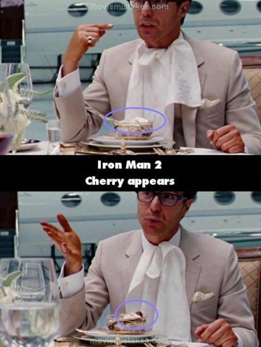 errores de película