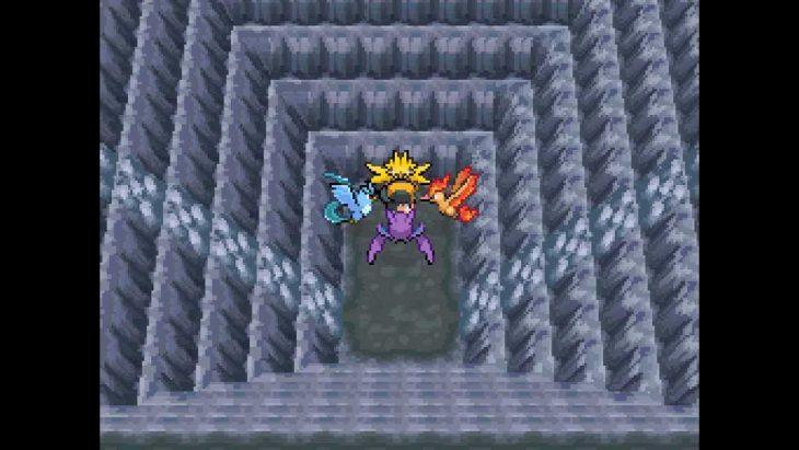 Pokémon Gold/Silver/Crystal