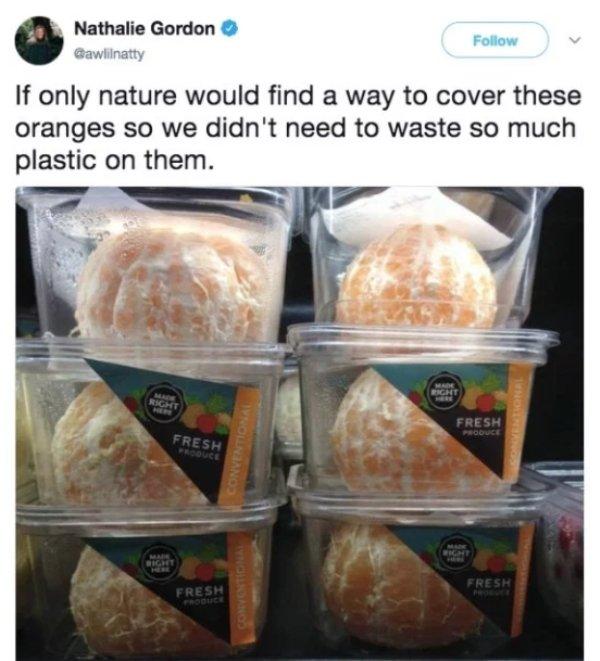 Productos que no necesitan empaque