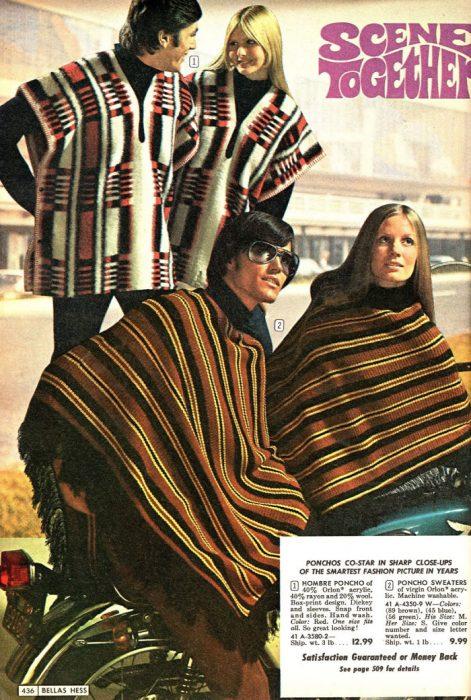 Moda en los 70