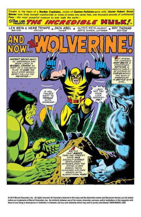 el origen de wolverine