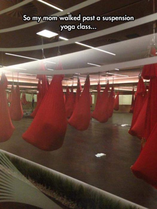 galería de fotos WTF yoga