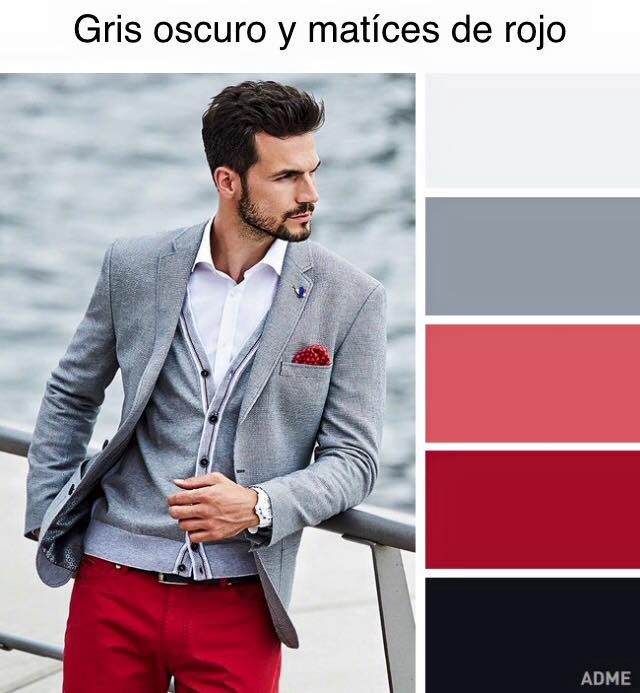 convinaciones de ropa hombres