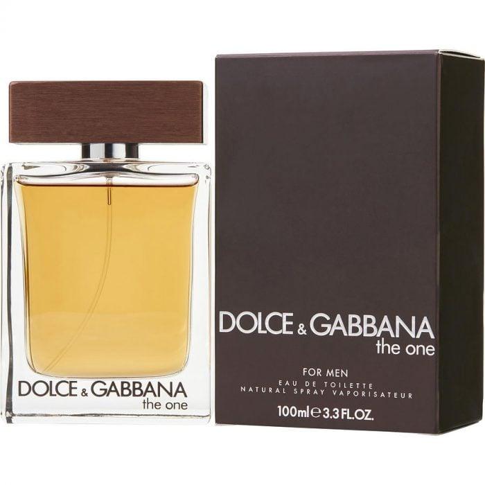 the one dolce & gabanna perfume hombre