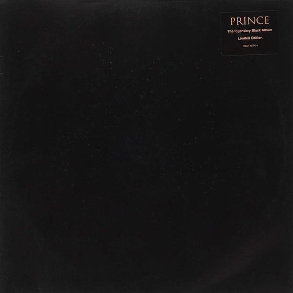 prince black album
