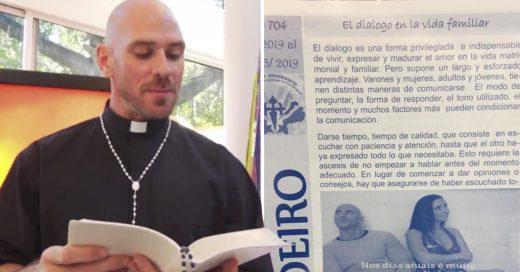COVER Twitter Iglesia utiliza por error foto de actores porno en boletín