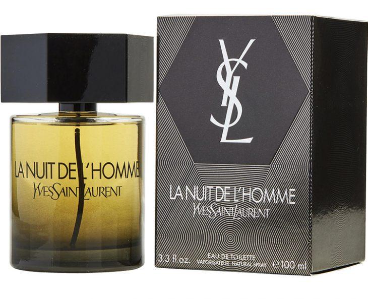 perfume hombre la nuit de l'homme yves saint laurent