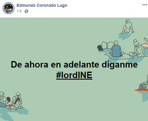 lord ine