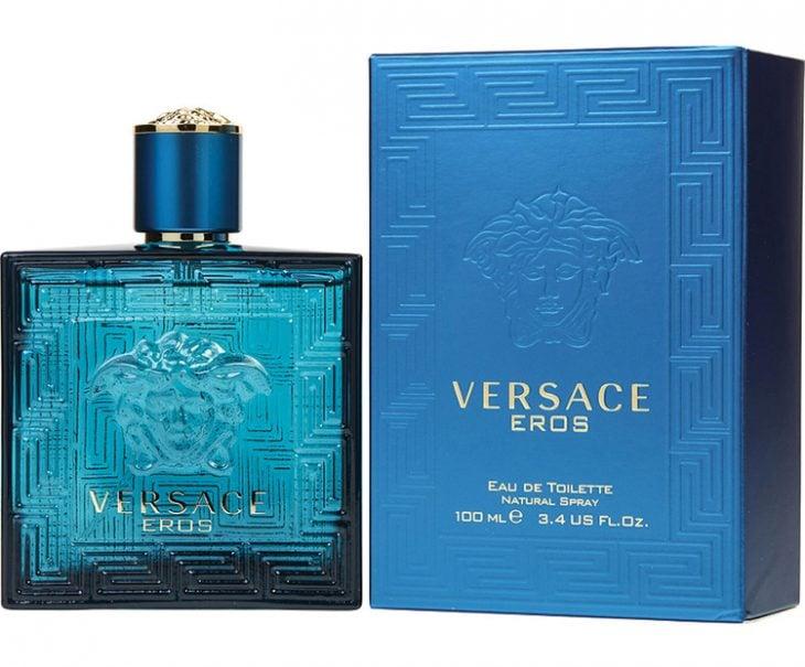 Eros versace perfume hombre