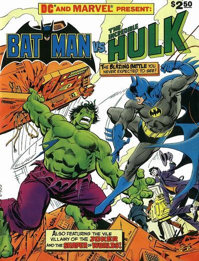 batman y hulk