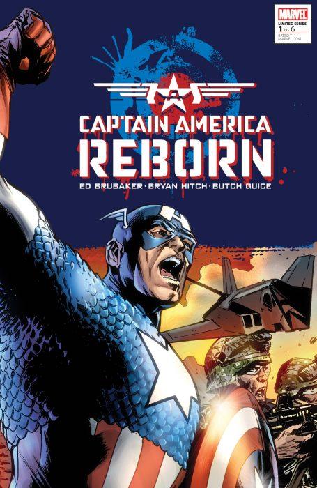 Capitán América Reborn (2009)