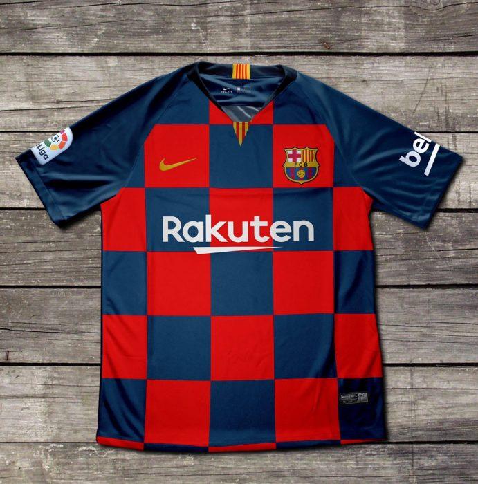 Jersey Barcelona 2020