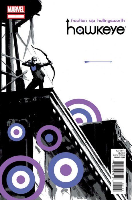 Hawkeye #1-5 (2012)