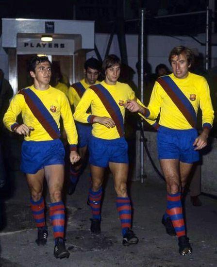 Barcelona en los 70