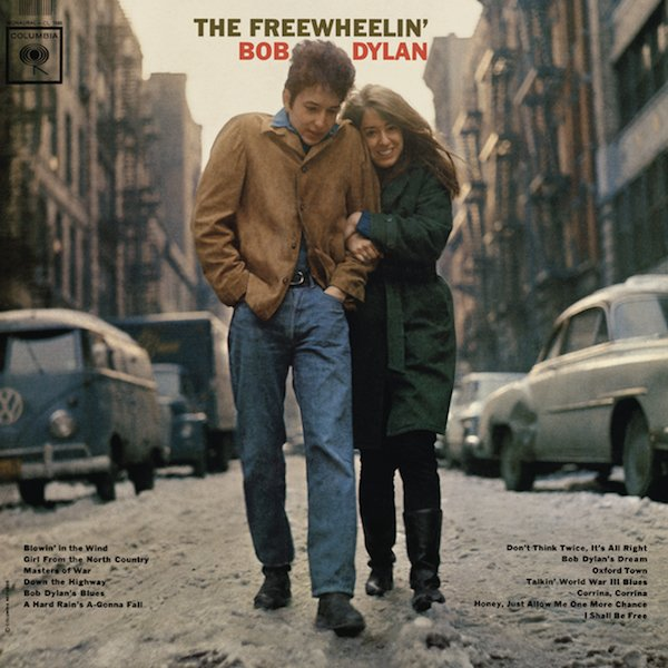 The Freewheeling', de Bob Dylan