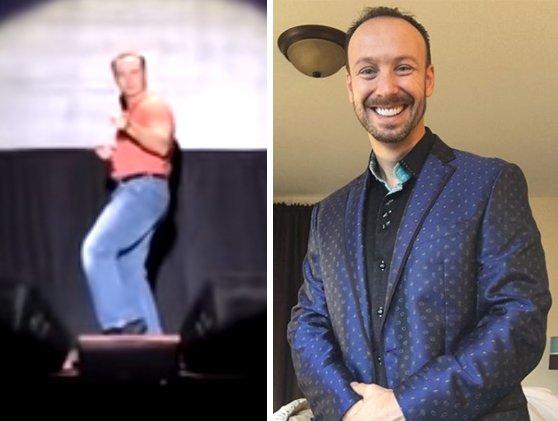 famosos de internet Evolución del baile