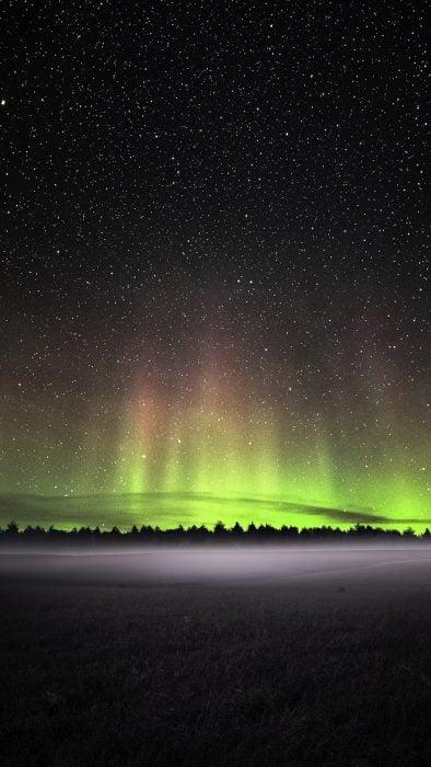 Fondos de pantalla naturaleza aurora