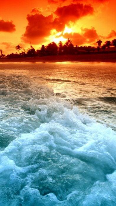 Fondos de pantalla naturaleza mar