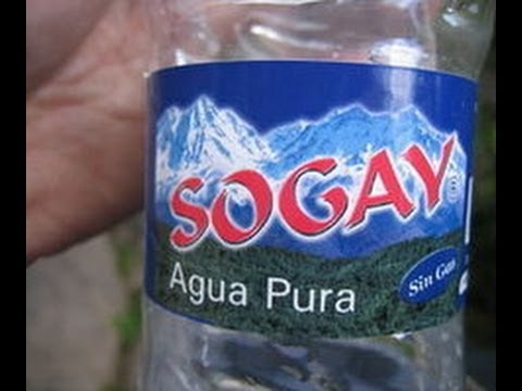agua gay