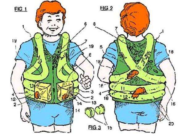 inventos con patente camisa hamster