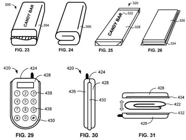 inventos con patente celular con pañal