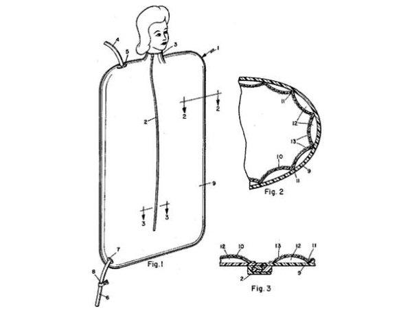 inventos con patente sauna personal