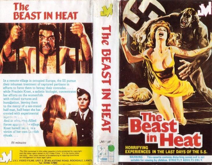 La bestia en calor
