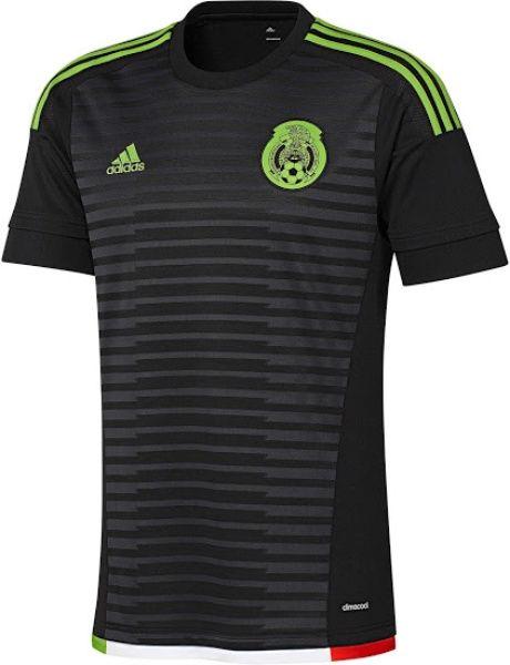 Selección México 2015