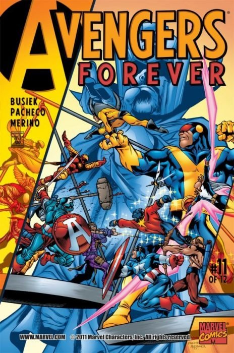 Vengadores Forever