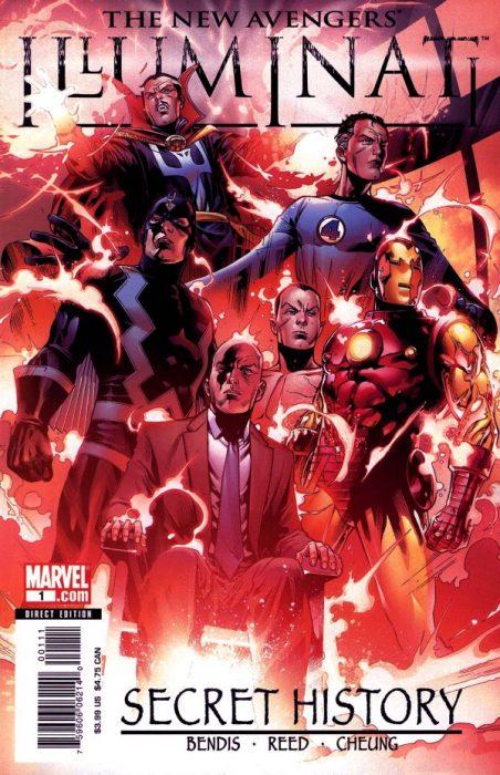 Avengers Illuminati #2 (2007)