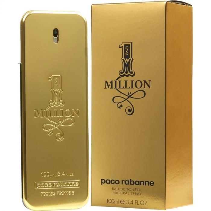 1 Million paco rabanne perfume hombre