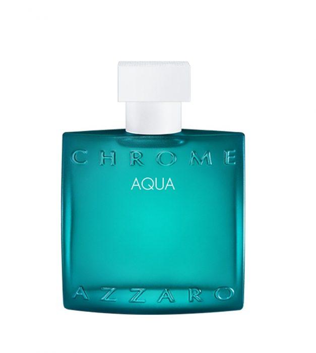 perfumes para hombre Azzaro Chrome Aqua