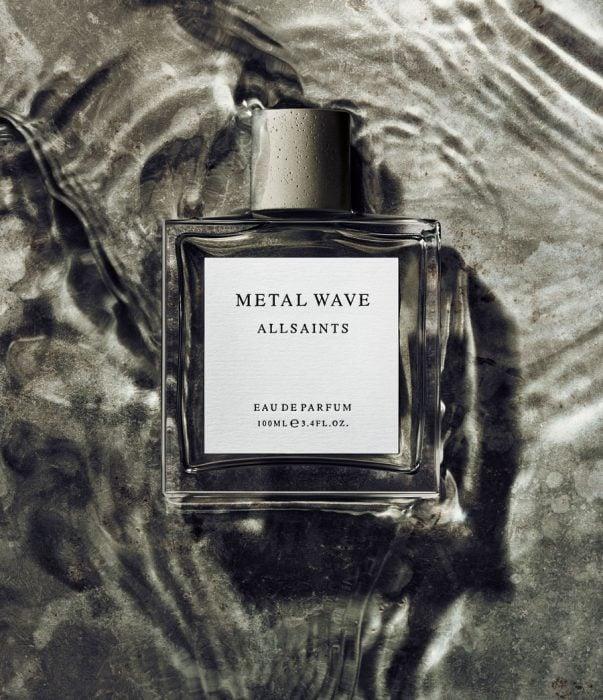perfumes para hombre Metal Wave All Saints