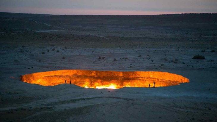 Cráter de Darvaza