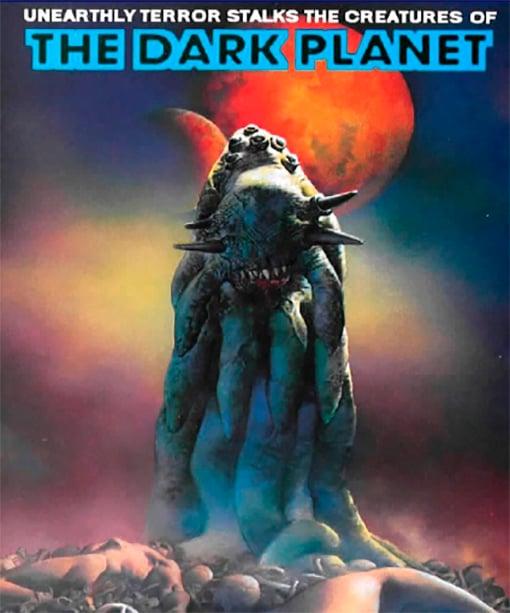 The dark planet
